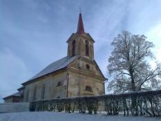 kostel sv.Mikuláše 2013