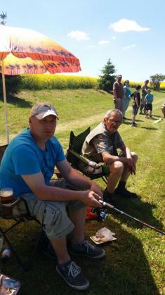 Rybářské závody Skupeč 27.5 17