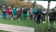 Rybářské závody Cihelna 21.10. 17